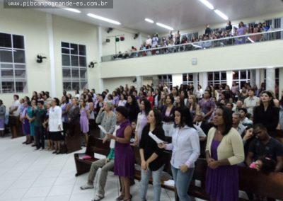 A Igreja se fez presente na celebração