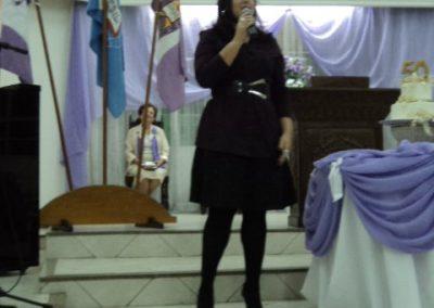 Cantora Patrícia Vargas
