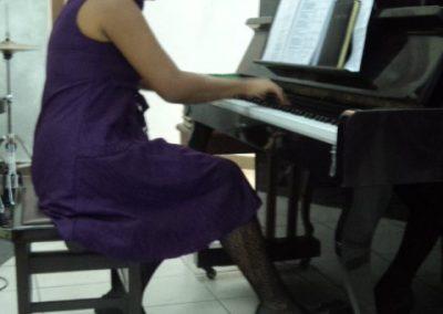Pianista Kellen Márcia